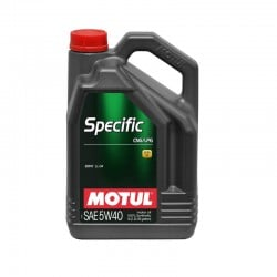 Aceite Motul Specific CNG / LPG 5w40