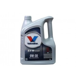 Aceite Valvoline SYNPower 0w30 FE 4L