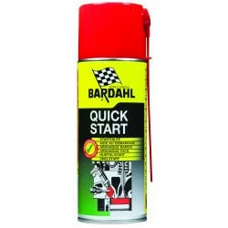 Bardahl Quick Start - Autoarranque 400ml
