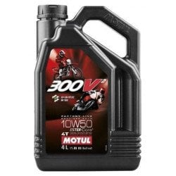 Motul 300V2 10w50 4T Road / Off Road