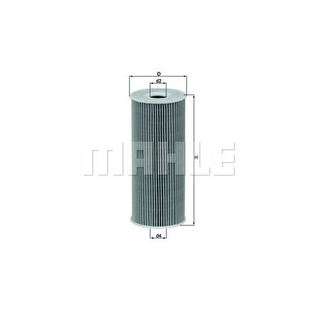 Filtro aceite Mahle OX 143D