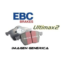 Pastillas EBC Brakes Ultimax OEM DP1527