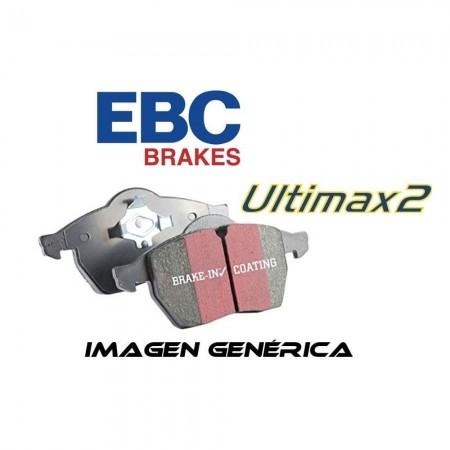 Pastillas EBC Brakes Ultimax OEM DP1681