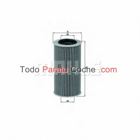 Filtro aceite Mahle OX 379D