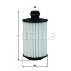 OX1012D: MAHLE FILTRO...