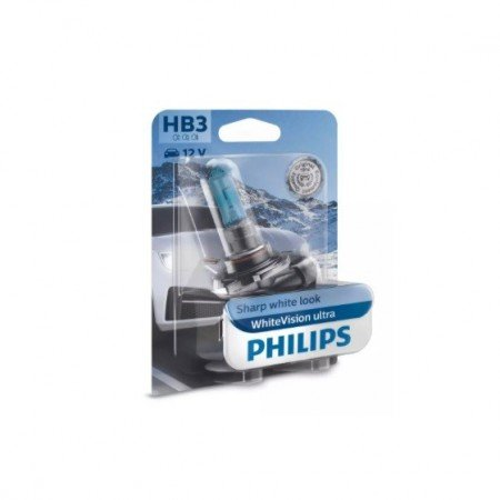 Lámpara HB3 Philips WhiteVision Ultra