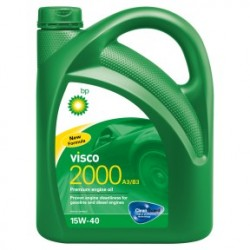 Aceite Bp Visco 2000 A3/B3 15W40 5L