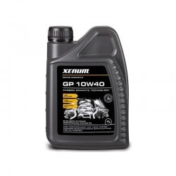 Xenum GP 10W40 Carbon graphite