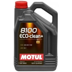 Motul 8100 ECO-CLEAN+ 5W30