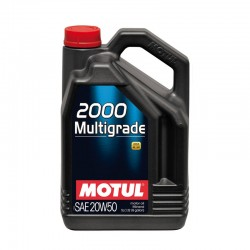 Motul 2000 Multigrade 20w50 1L - 5L