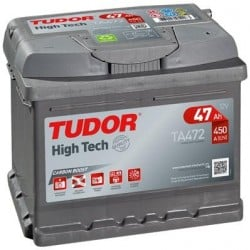 Bateria Tudor HIGH-TECH- TA472