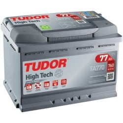 Bateria Tudor HIGH-TECH- 77Ah - 760A