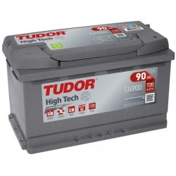 Bateria Tudor HIGH-TECH-  90Ah - 720A