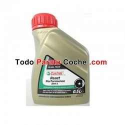 Castrol React Performance DOT 4 500ml