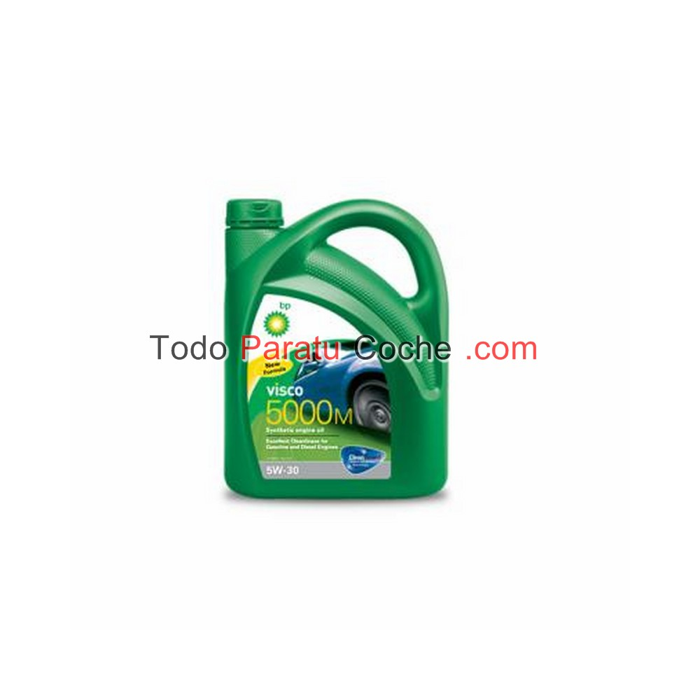 BP Visco 5000M  5w30 4 LITROS