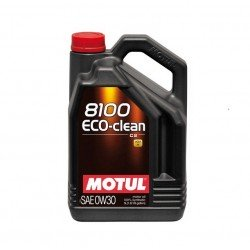 Motul 8100 Eco-Clean 5w30 C2