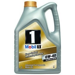 Aceite Mobil 1 0w40 FS (antiguo New Life) 5L