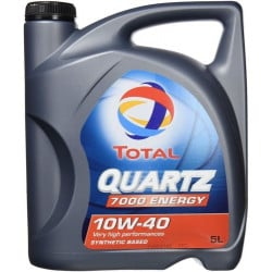 Total Quartz Energy 7000 10w40 5L
