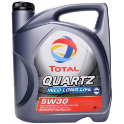 Total Quarzt Ineo Long Life 5w30