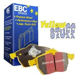 Pastillas EBC Brakes Yellowstuff  DP41383R