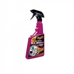 Limpiador de llantas Meguiar´s Hot Rims Wheel and Tyre Cleaner 710ml