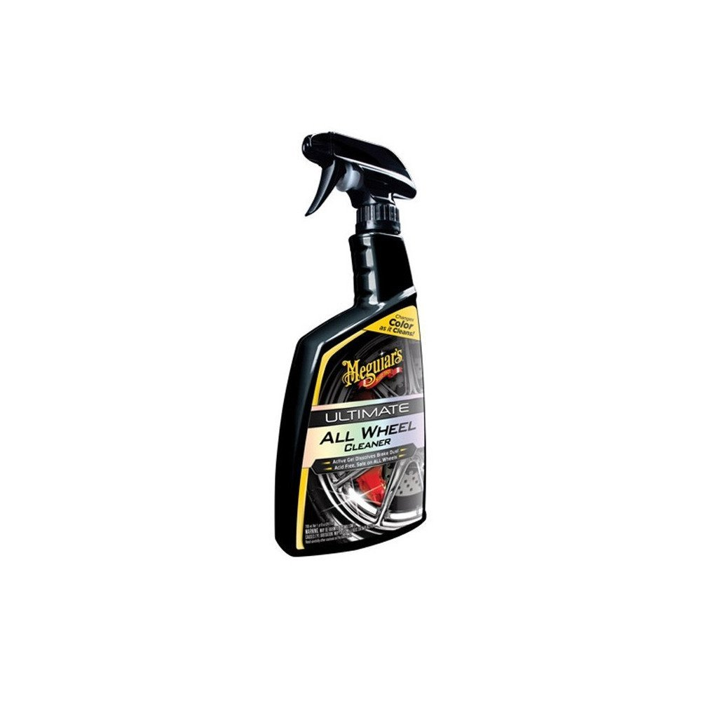 Limpiallantas Meguiar´s Ultimate All Wheel Cleaner 710ml