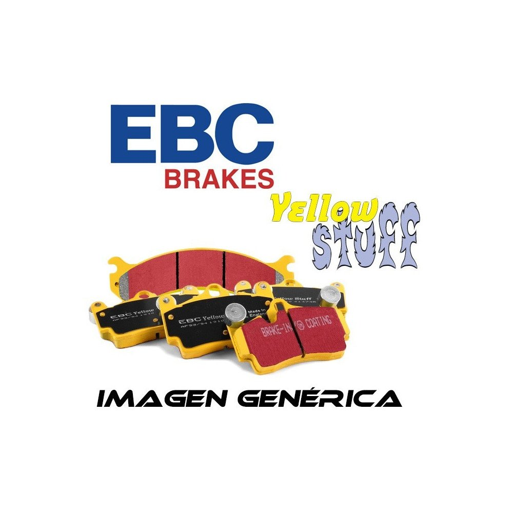 Pastillas EBC Brakes Yellowstuff