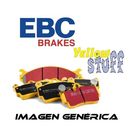 Pastillas EBC Brakes Yellowstuff  DP41447R